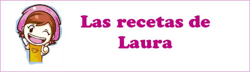 Las recetas de Laura