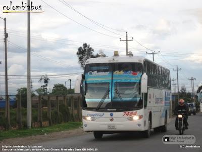 empresas de transporte terrestre colombia: