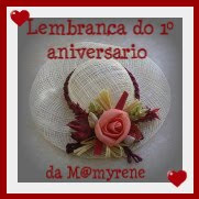 M@myrene - Primeiro Aniversário