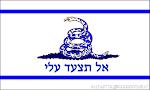 Israeli Flag, obverse