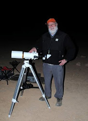 The Starman of Mitzpe Ramon