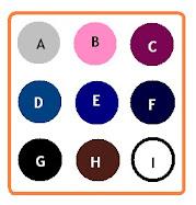 Colores de medias TALLA M