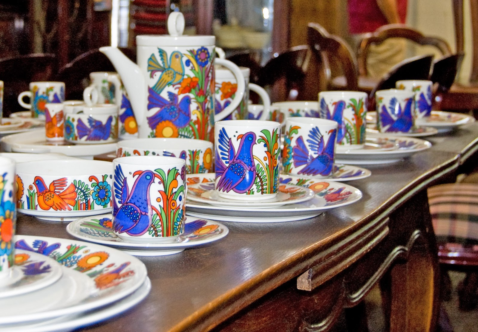 Villeroy boch on pinterest vintage tableware - Boch and villeroy ...