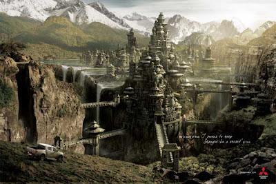 Advertising Archive Of World Best Creative Ads Mitsubishi Strakar