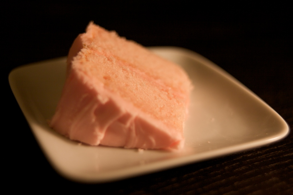 Pink Champagne Cake Images : For the Love of Sucrose: New Year s Pink Champagne Cake