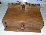 finished jewelry box