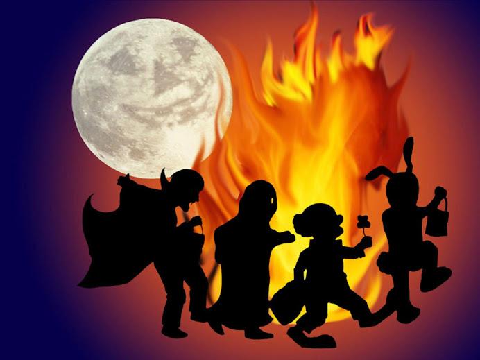Noche de Halloween (31 de Octubre)