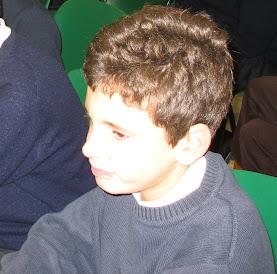 Este Blog está dedicado al alumno Javier Crespo