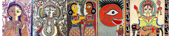 Exotic Madhubani Paintings