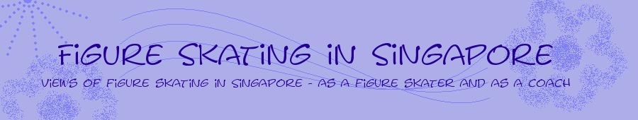 Figure Skating in Singapore