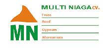 Multi Niaga CV, pusat penjualan genteng M-Class, Kanmuri, KIA , Morando, Dan Cisangkan