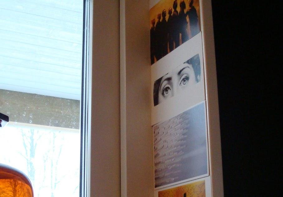 miaw INREDNING & DESIGN: en fönsterkarm