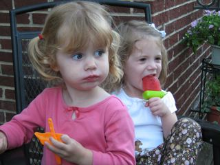 Friends & Popsicles