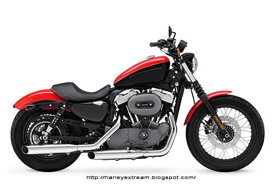 Motor Harly Davidson Cycle  2010 Harley Davidson Sportster 1200