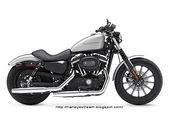 Harley Davidson 883 Iron Wallpaper. 2010 Harley-Davidson Sportster