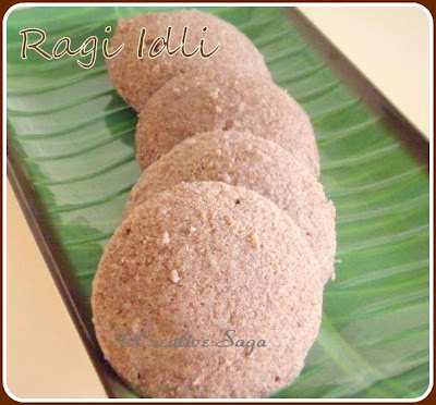 ragi idli