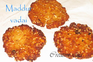 madhur vadai