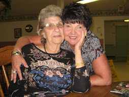 Ethel Cropper and Brenda, her adopted daughter