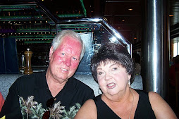 Ted and Brenda on honeymoon