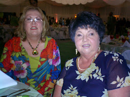 Good friend Edna Hetzel and Brenda at ARC Garden Party