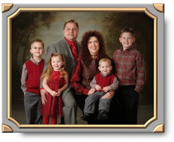 My son, Dr. John Stancil and his family.  Brent pastors Val Verde Baptist Church in Groves, Texas