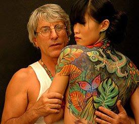 Art Body tattoo, Tattoo Models