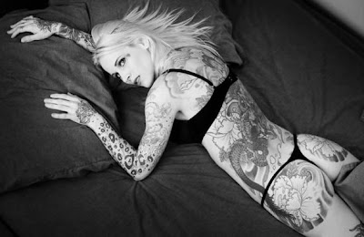 Feed Skull Tattoos For Girls