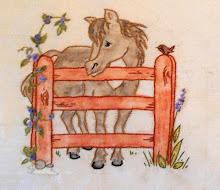 Little Horse Scene