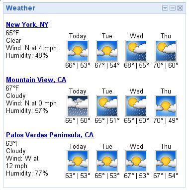 weathers Weathers