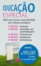 DVD EDUCAÇÃO ESPECIAL