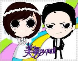 Go Mi Nam & Hwang Tae Kyung animation