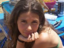 A minha filhota Daniela