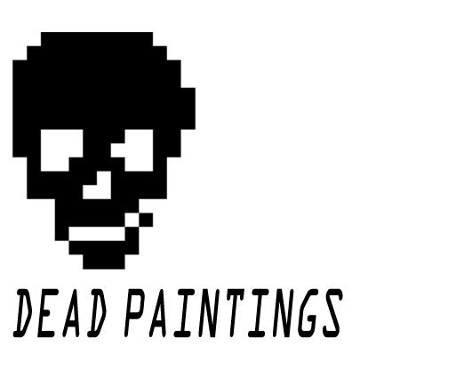dead paintings