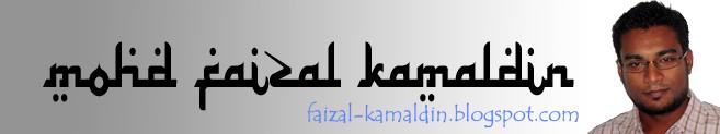 Mohd Faizal Kamaldin