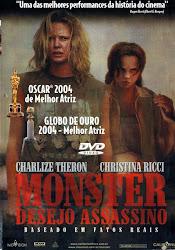 Baixar Filme Monster   Desejo Assassino (Dual Audio) Gratis