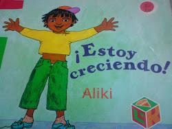 Libro de la biblioteca del aula