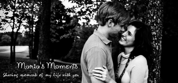 Maria's Moments