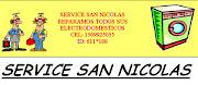 SERVICE SAN NICOLAS