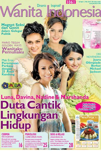 Tabloid Wanita Indonesia Edisi