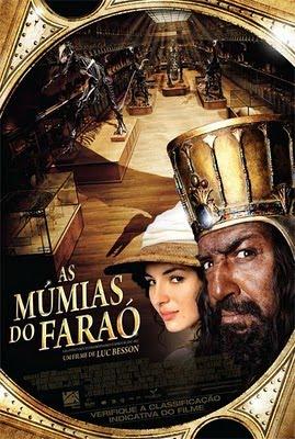Filme As Múmias do Faraó   Dublado