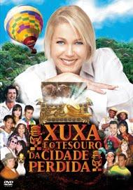Filme Xuxa e o Tesouro da Cidade Perdida
