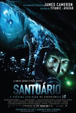 Filme Santuário   Dublado