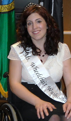 2009 Ms. Wheelchair Washington
