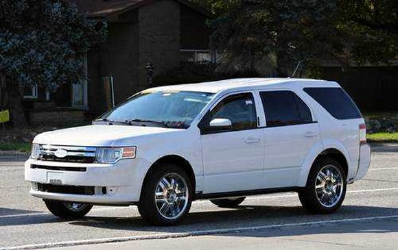 Of The 2011 Ford Explorer