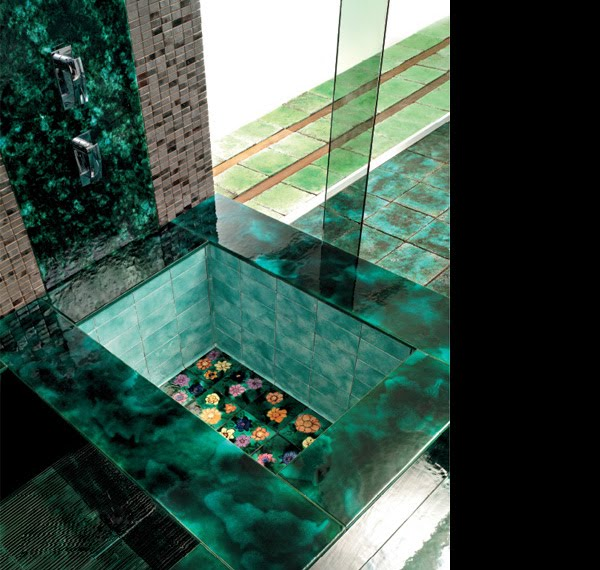 Amazing Glass Tile Ideas For Your Inspirations Latest Fashion Ideas