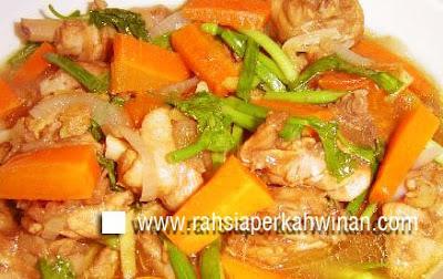 Resipi Masakan Stew Ayam | MALAYSIAN RECIPES, food recipes, Resepi, Resipi Masakan MALAYSIA