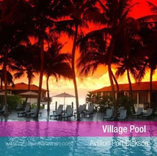 Avillion Port Dickson | Honeymoon ideas, destinations, cruise, first night, malam pertama