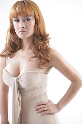 Julia Perez | 2008 The Sexiest Indonesian Celebrities