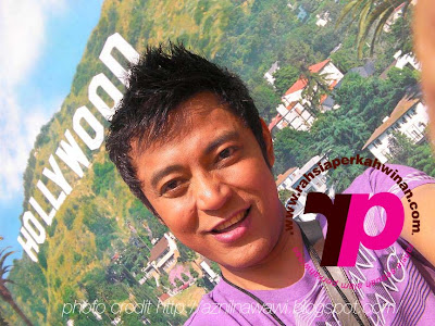 Biodata Aznil Haji Nawawi | Gambar Pak Nil di Los Angeles | Gambar Aznil Haji Nawawi