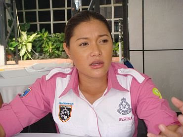 Gambar Kekasih Serina Chef Wan kawin